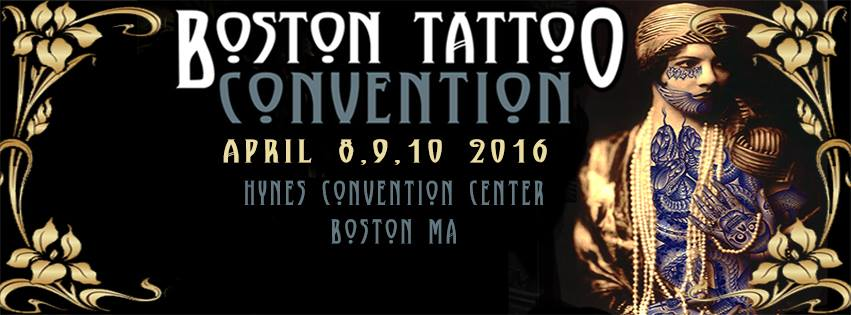 Pin the boston tattoo convention ma on pinterest for Upcoming tattoo conventions