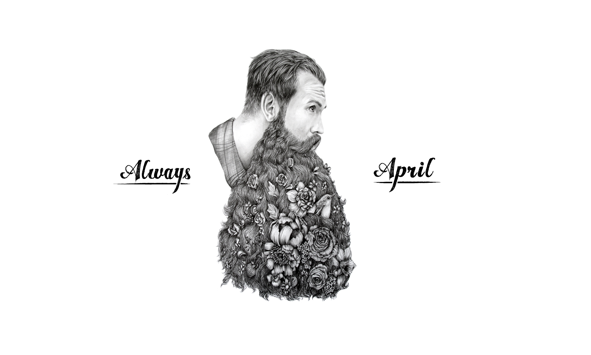 Always april